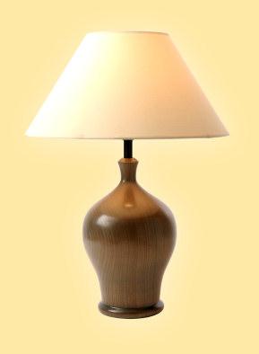 Les pieds de lampe for Lampe de chevet en cristal